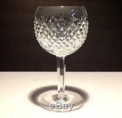 1 Rare Waterford Crystal Alana Oversized Balloon Wine Glass 16 Ounce Marked
