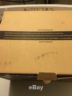 12 RIEDEL Red Wine Degustazione Crystal Wine Glasses NEW Full Box