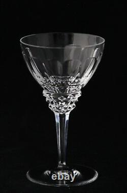 12x art deco crystal Cocktail Martini Coupe Wine Glass, design 1928 Eisenloeffel