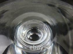 23 pc Steuben Crystal Stemware #7725 Water GobletsWine GlassClaretsCordials