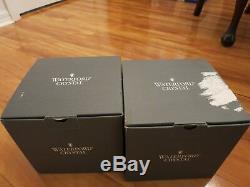 28 piece Waterford Ballyshannon Water Goblet & Wine Claret Stems