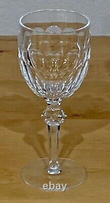 8 WATERFORD CURRAGHMORE WATER GOBLETS 7 5/8 Pristine
