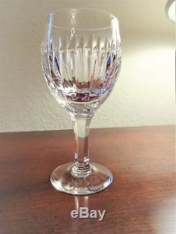 ATLANTIS Setubal Set of 12 Wine Glasses Crisal Portugal Lead Crystal 6