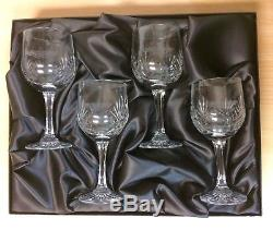 Aston Martin Crystal Wine Glass Set Gift Boxed Apgift1