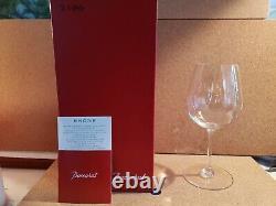 Baccarat Burgundy/Rhone Wine Glasses (Set Of 12)