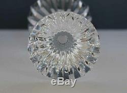 Baccarat Crystal Massena Set of 4 CLARET WINE GLASSES France 6 1/2 Mint