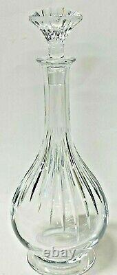 Baccarat Crystal Massena Wine Decanter