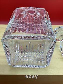 Baccarat Nancy Decanter with Stopper / Crystal Glass Wine Port Whiskey