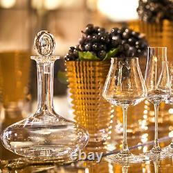 Baccarat Oenologie Young Wine Crystal Decanter