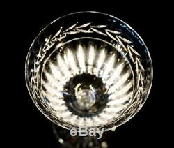 Beautiful Stuart Crystal Senator Wine Glass