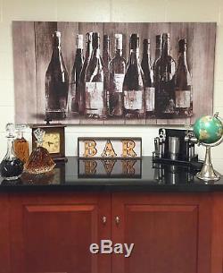 Crystal Whiskey Decanter Triangular Liquor Wine Glass Bottle Scotch Lead Free