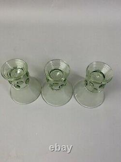 Juliska Isabella Green 3 1/2 Wine/Cordial Glass