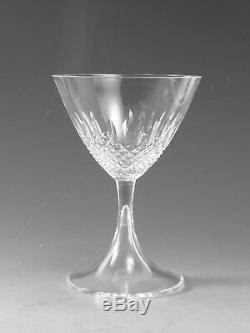 LALIQUE Crystal CHINON Design Champagne Glass / Glasses 5 1/4 / 13.5 cm