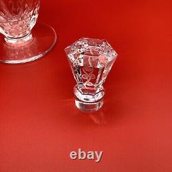 Lalique Art Treves Crystal Wine Crystal Liquor DECANTER & STOPPER