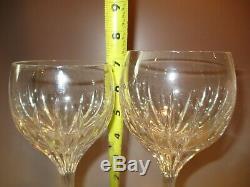 Massena Baccarat Crystal water 6 7/8