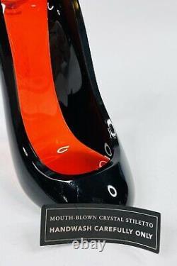 Piper Heidsieck & Christian Louboutin Le RITUAL CRYSTAL Shoe 1 Of 1000 (No Box)