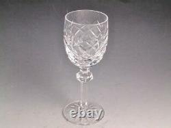Powerscourt Crystal by Waterford set of 4 Red Wine/ Claret Glasses