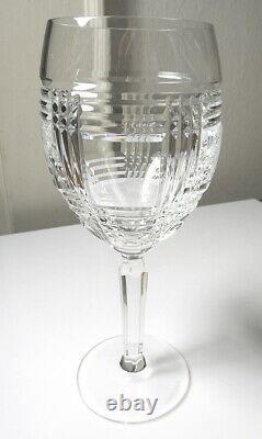Ralph Lauren Crystal GLEN PLAID 8 1/4 Wine Glass(s)