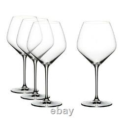 Riedel 4411/07 Extreme Crystal Pinot Noir Wine Glass, Set of 8 Glasses