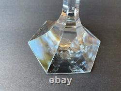 SAINT LOUIS Chambord 6 1/2'' Crystal Wine Glasses, Set of 2