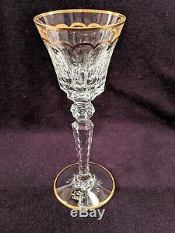 ST LOUIS CRYSTAL EXCELLENCE 8 3/4' wine GOBLET NEW