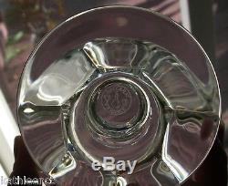 Set Of 6 Baccarat Crystal France TALLYRAND 3 3/8 White Wine Glasses Talleyrand