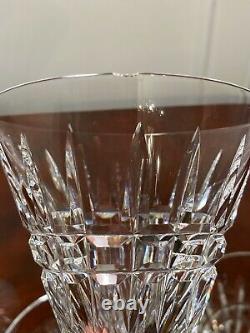 Set of 12 Vintage WATERFORD CRYSTAL Glenmore 6.5-inch/6 oz. Wine Glasses IRELAND