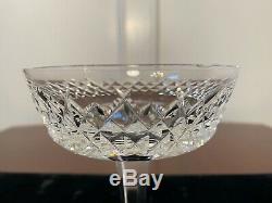 Set of 15 Vintage WATERFORD CRYSTAL Alana Champagne Wine Sherbet Glasses