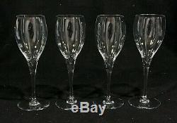 Set of 4, 8, 12 or 16 BACCARAT ST. REMY 7 3/4 Claret Wine Goblets Glasses