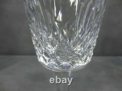Set of 4 Waterford Lismore Pattern Water Wine Goblet Glasses 6 7/8 tall