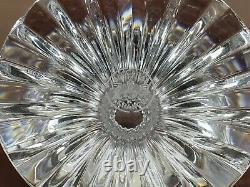 Set of 6 Baccarat Massena Bordeaux Wine 5 7/8 Crystal Goblet Glass Glasses