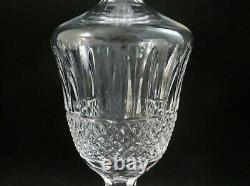 St Louis Crystal France Cordial Wine Decanter 13 tall Tommy signed