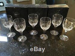 Stuart Crystal GLENCOE 30418/005 Wine Glass 6 6/8 High