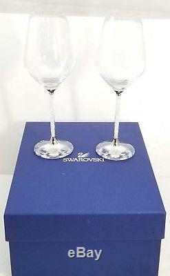 Swarovski Crystal Crystalline Red Wine Glasses (Set of 2) 1095948