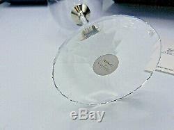 Swarovski White Wine Glasses In Box with Certificate, Set of 2 1095948