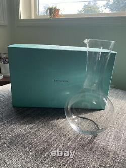 Tiffany & Co. Riedel Syrah Crystal Wine Decanter
