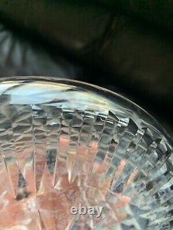 Vintage Waterford Crystal Lismore Wine Ships Decanter