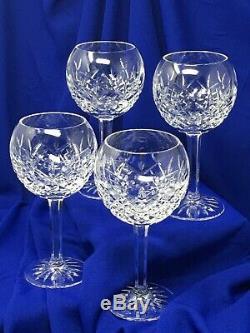Waterford Balloon Wine Stemware Set of 4