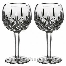 Waterford Classic Lismore Balloon Wine Glasses (Set Of 2) (S)
