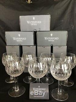 Waterford Colleen Oversize 7-3/4 Tall, 3.5 Rim Wine Glass