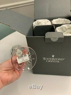 Waterford Crystal Araglin Wine (Claret) Glass Set of 12