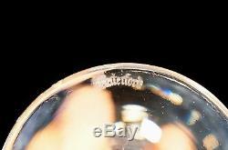 Waterford Crystal Colleen Balloon Wine Hock