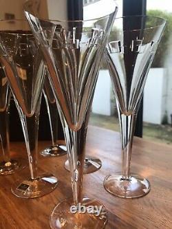 Waterford Crystal John Rocha Geo Design Wine Glasses Brand new- unused