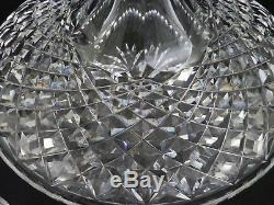 Waterford Crystal Ships Captains Wine Decanter Alana w Stopper old mark IRELAND