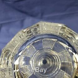 Waterford Crystal Wine Decanter with Stopper Hibernia (11-3/4) Rare WATHIB