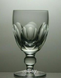 Waterford Crystalkathleen / Sheila Cut Port Wine Glasses Set Of 6 4tall