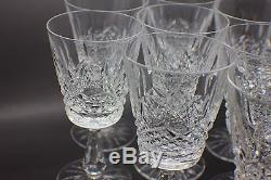 Waterford Cut Crystal Kenmare Water Wine Glass Goblet 6 3/4