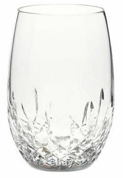 Waterford Lismore Nouveau Stemless White Wine Pair
