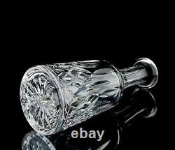 Waterford Lismore Wine Decanter with Stopper Elegant Crystal Barware 13