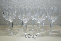 Waterford Wine Glasses. Eclipse 8 6oz Glasses